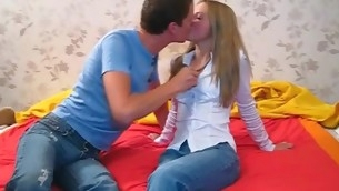 tenåring blowjob amatør russisk