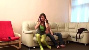 tenåring blowjob brunette hardcore